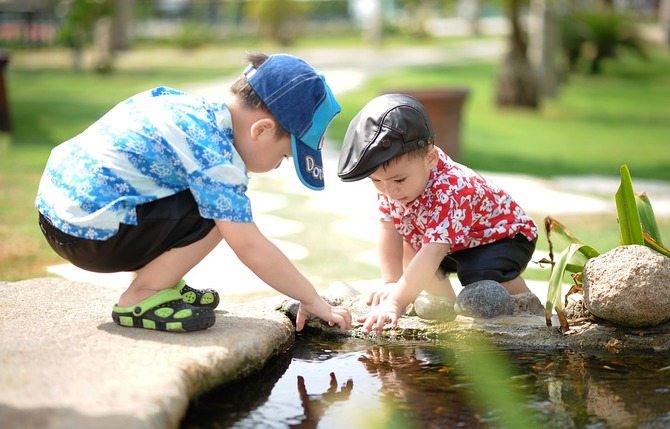 Badania: tradycyjne zabawki lepsze dla dzieci, niż nowe technologie [2]