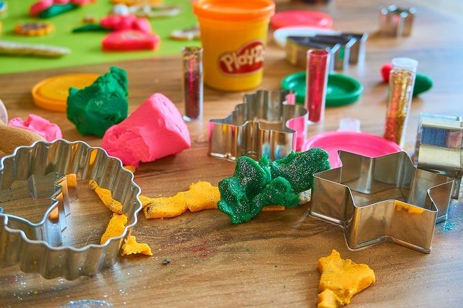 Badania: tradycyjne zabawki lepsze dla dzieci, niż nowe technologie [3]