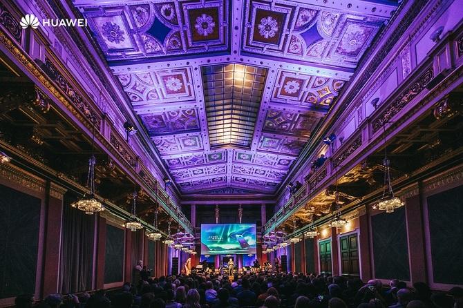 Huawei prezentuje koncert Sound of Light współtworzony przez AI [2]