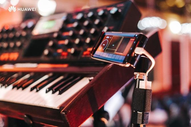 Huawei prezentuje koncert Sound of Light współtworzony przez AI [4]