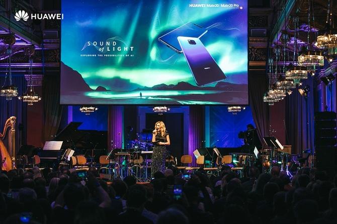 Huawei prezentuje koncert Sound of Light współtworzony przez AI [5]