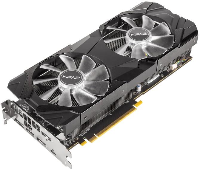 KFA2 GeForce RTX 2070 EX OC i EX - nowe karty graficzne [1]
