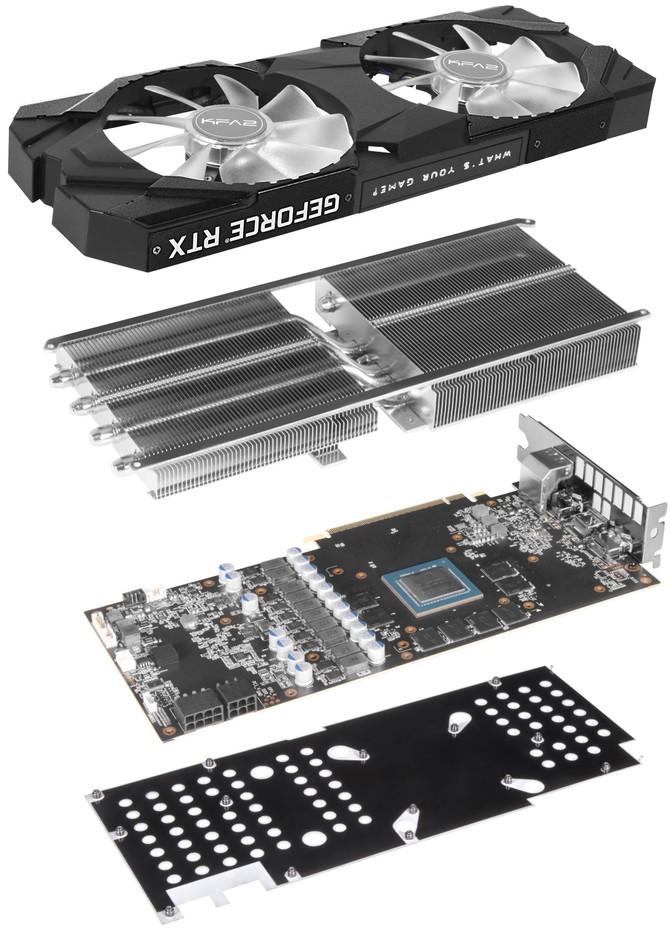 KFA2 GeForce RTX 2070 EX OC i EX - nowe karty graficzne [2]