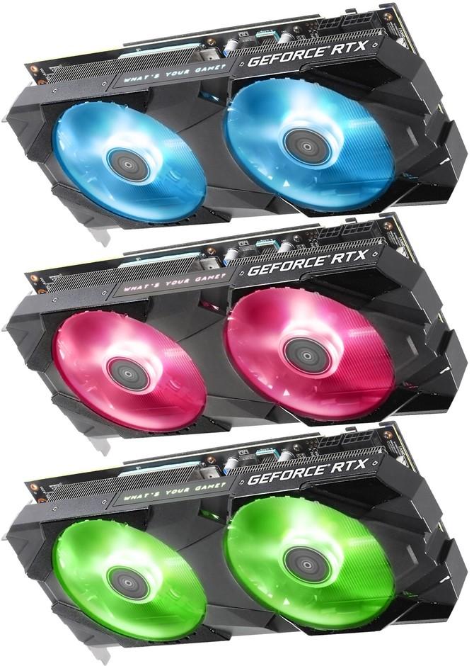 KFA2 GeForce RTX 2070 EX OC i EX - nowe karty graficzne [3]