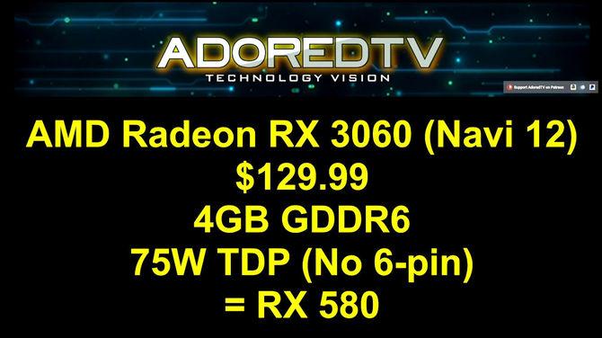 Plotka: AMD Radeon RX 3000 z premierą w przyszłym roku? [2]