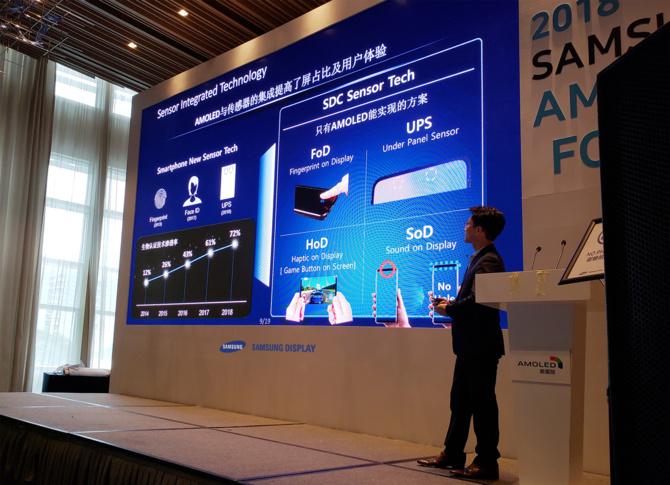 Samsung pracuje nad smartfonem z wyświetlaczami po bokach [7]