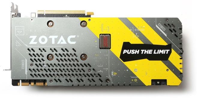 Zotac GeForce GTX 1070 AMP! z pamięciami GDDR5X [1]
