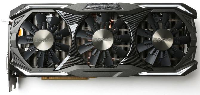 Zotac GeForce GTX 1070 AMP! z pamięciami GDDR5X [4]