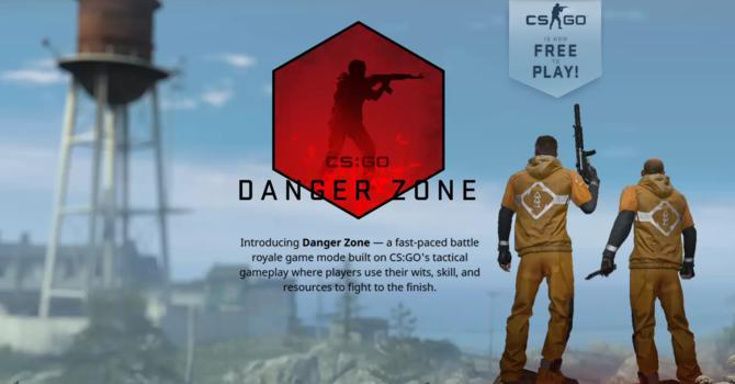 Counter-Strike: Global Offensive przechodzi na model free-to-play [1]