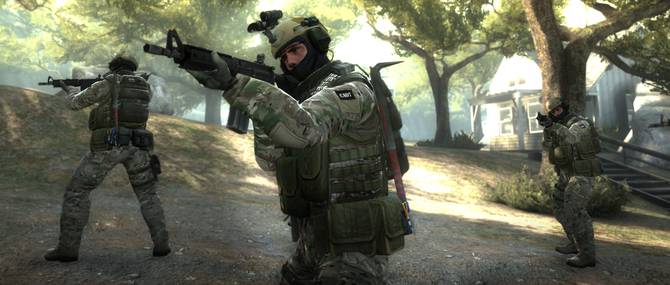 Counter-Strike: Global Offensive przechodzi na model free-to-play [3]