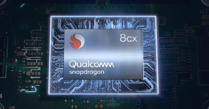 Qualcomm Snapdragon 8cx - 7nm układ Soc dla komputerów PC  [1]