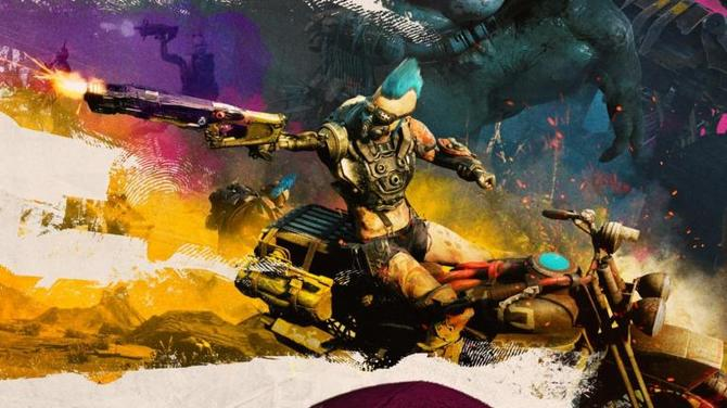 Rage 2: zwiastun otwartego świata, data premiery i... brak Steama [2]