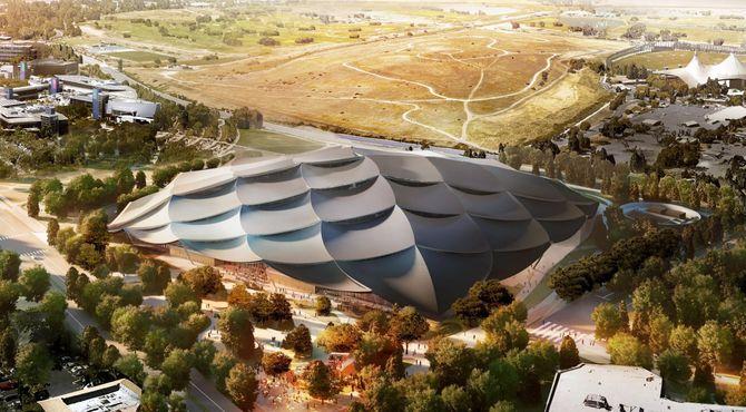 Google buduje miasto dla swoich pracowników w Mountain View [2]