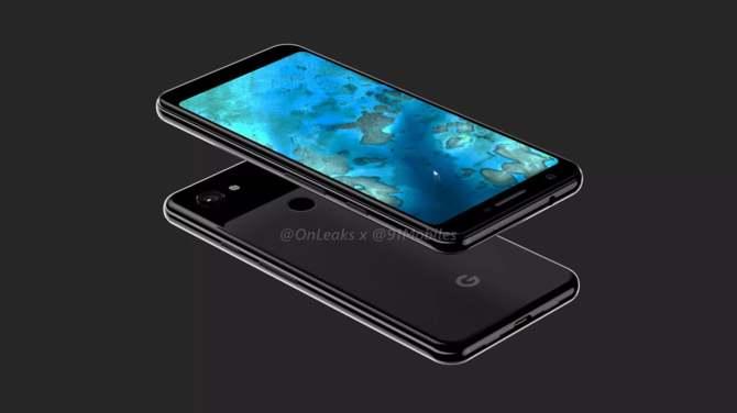 Google Pixel 3 Lite i Pixel 3 Lite XL pozują na renderach  [1]