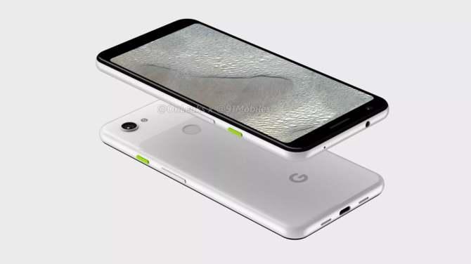 Google Pixel 3 Lite i Pixel 3 Lite XL pozują na renderach  [6]
