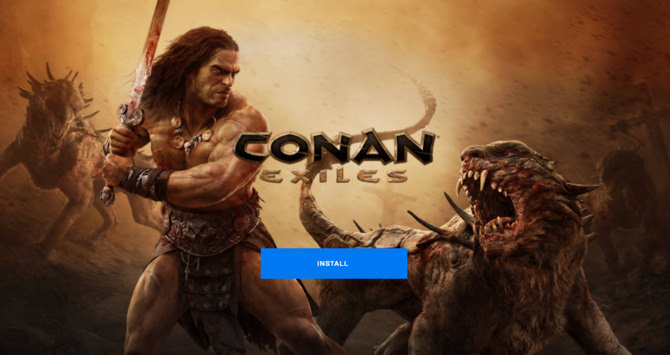 Conan Exiles za darmo w sklepie Epic? Niestety tylko Developer Kit [2]
