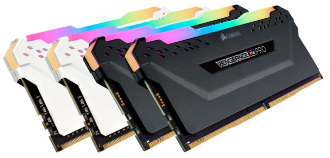 Corsair prezentuje zestawy atrap modułów RAM DDR4 z RGB LED [2]