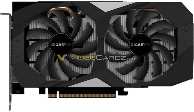 Gigabyte GeForce RTX 2060 OC - zdjęcia i wstępna specyfikacja karty [1]