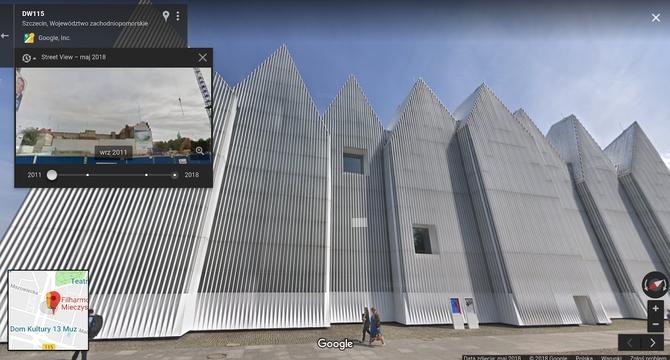 Google Maps z nowymi zdjęciami Street View z polskich miast [3]