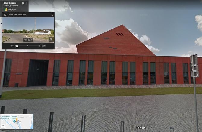 Google Maps z nowymi zdjęciami Street View z polskich miast [4]