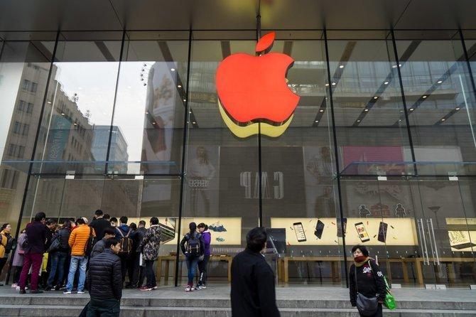 Sąd zakazał sprzedaży w Chinach niektórych modeli iPhonów  [2]