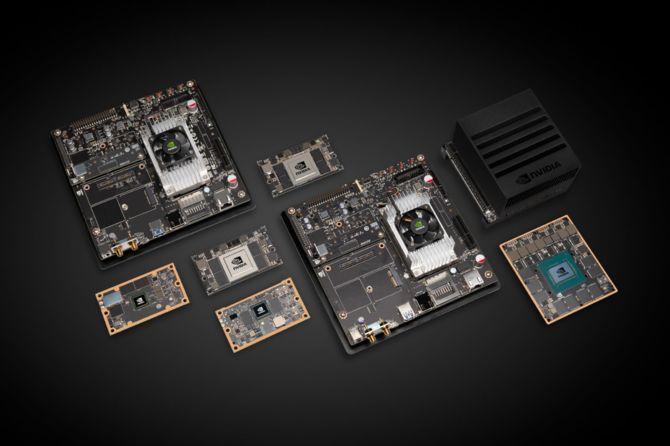 Jetson AGX Xavier - nowe serce autonomicznych maszyn od NVIDIA [1]
