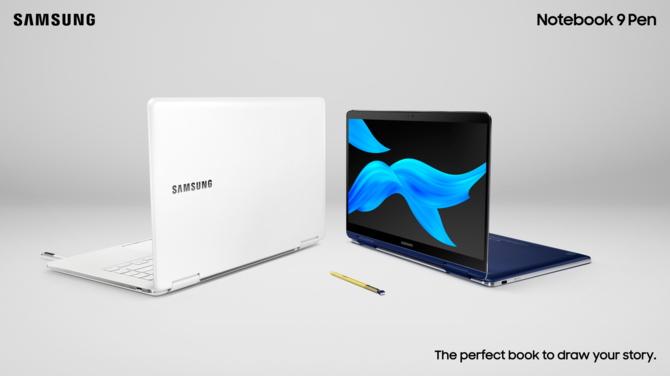 Samsung prezentuje odświeżoną wersję Notebook 9 Pen 2019 [1]