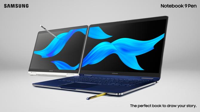 Samsung prezentuje odświeżoną wersję Notebook 9 Pen 2019 [2]