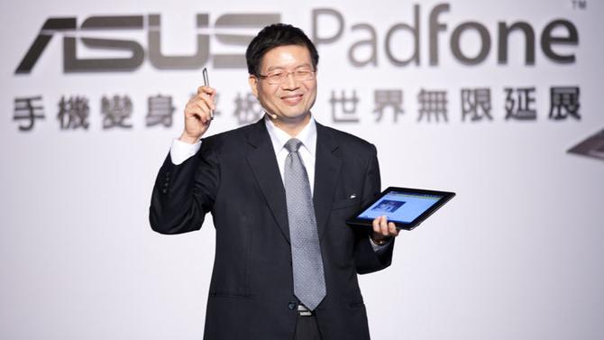 ASUS: CEO firmy odchodzi, marka skupi się na telefonach dla graczy [3]