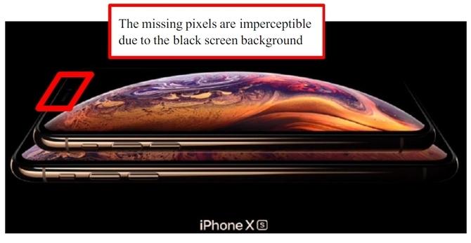 Apple z serią iPhone X w sądzie. Za mała przekątna, za mało pikseli [3]