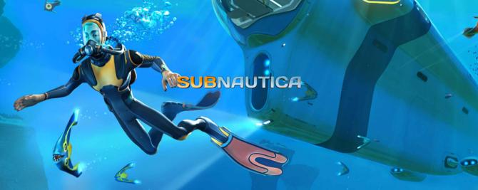 Subnautica - EPIC Games rozdaje za darmo grę komputerową  [1]