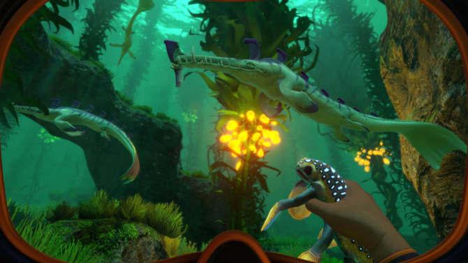 Subnautica - EPIC Games rozdaje za darmo grę komputerową  [2]