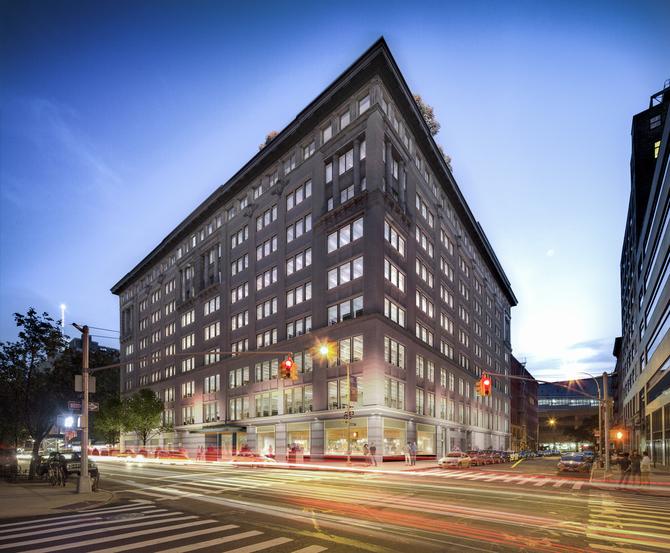 Google buduje nowy kampus w Nowym Jorku za miliard dolarów! [1]