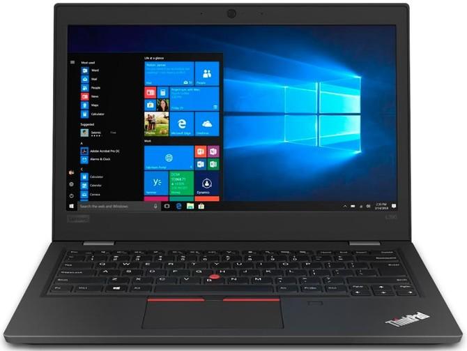 Lenovo oficjalnie prezentuje laptopy ThinkPad L390 oraz L390 Yoga [1]