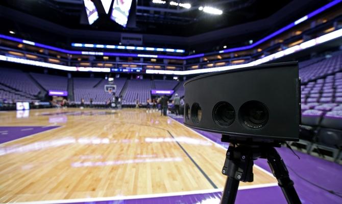 Mecze NBA na żywo w Rzeczywistości Wirtualnej z Intel True VR [1]