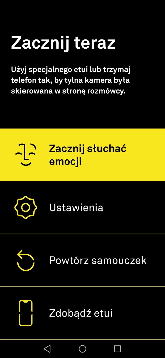 Posłuchaj emocji! Tak SI w smartfonach Huawei zastępuje wzrok [6]