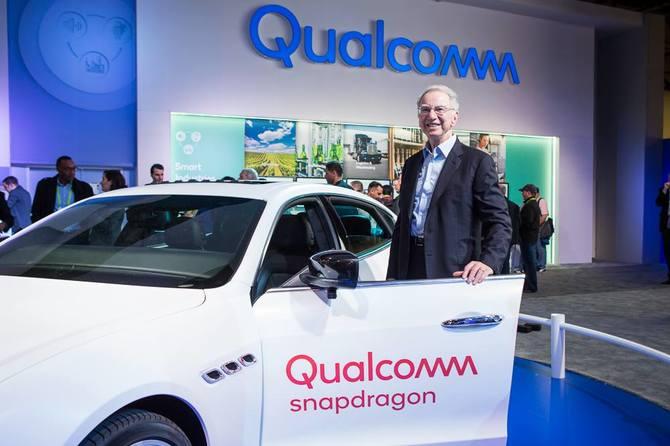 Prezes Qualcomm o technologii 5G i wydajności w smartfonach [3]