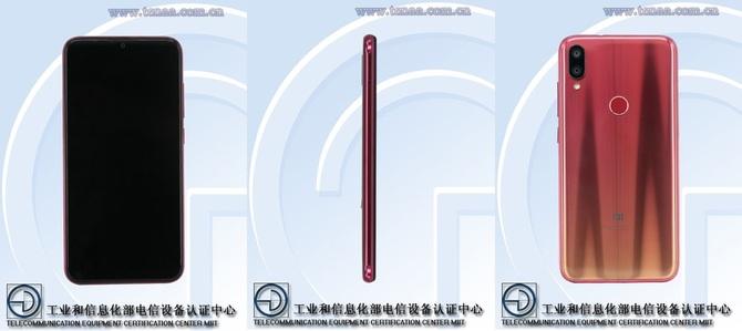 Xiaomi Redmi 7 - pierwsze zdjęcia, znamy część specyfikacji [2]