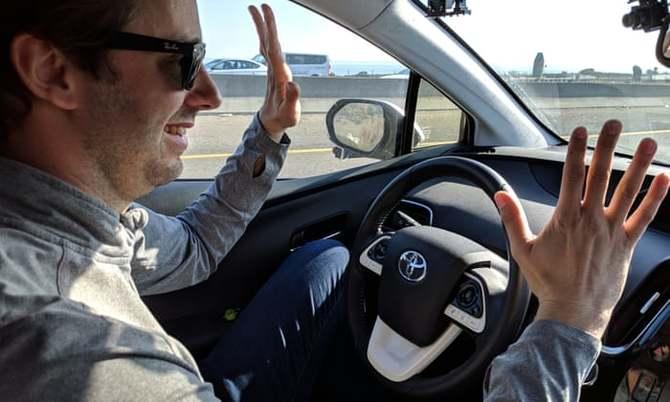 Niemal 5 tys. kilometrów pokonanych przez pojazd autonomiczny [1]