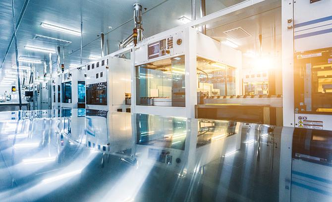 Pięć technologii, które zobaczymy w fabrykach przyszłości [1]