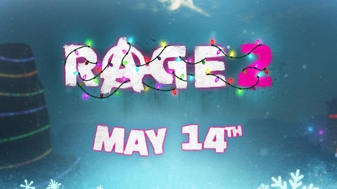 Rage 2: trailer The 12 Days of RAGEmas - świąteczne szaleństwo [1]