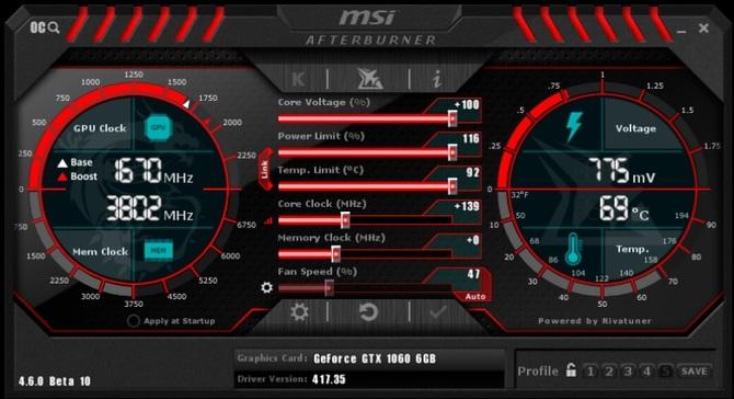 MSI Afterburner: automatyczne podkręcanie już także dla Pascali [1]