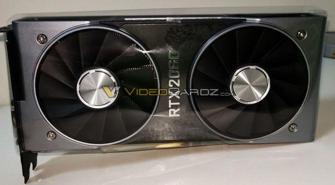 NVIDIA GeForce RTX 2060 w cenie 349 USD - znamy jego wydajność  [1]