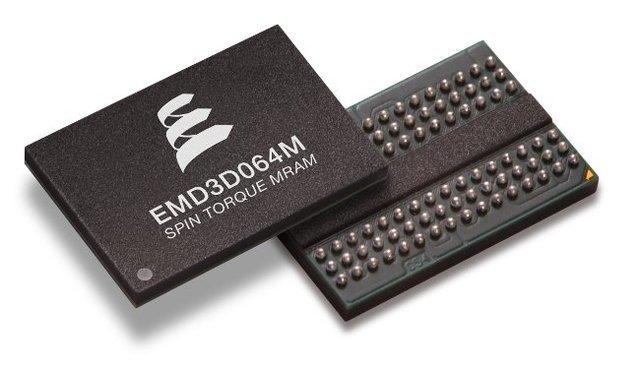 STT MRAM z rekordem zapisu. Rusza masowa produkcja pamięci [2]