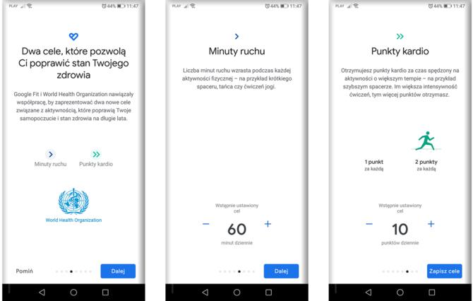 Google Fit: 30-dniowe noworoczne wyzwanie fitness z Google [1]