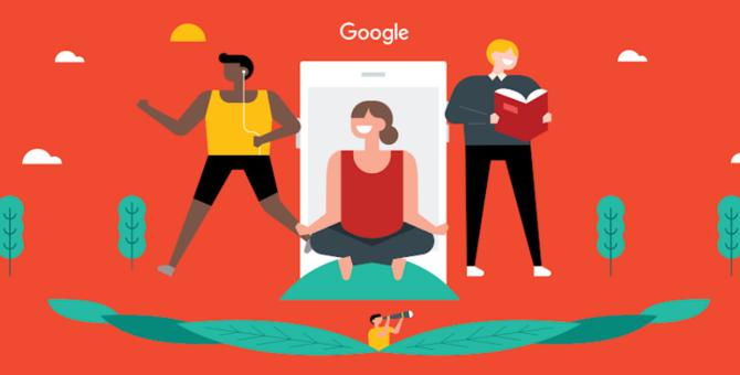 Google Fit: 30-dniowe noworoczne wyzwanie fitness z Google [2]