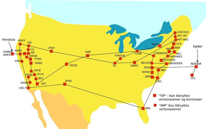 Zmarł dr Lawrence Roberts - twórca ARPANET, prekursor Internetu  [1]