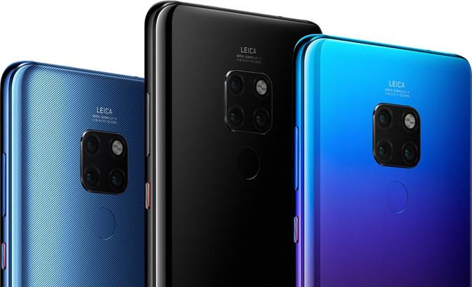 Huawei Mate 30 Pro dostanie 5 obiektywów? Tak sugeruje przeciek [1]