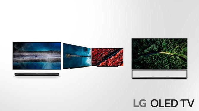 LG C9, E9, W9 oraz Z9 - nowe telewizory OLED 4K/8K z HDMI 2.1 [1]