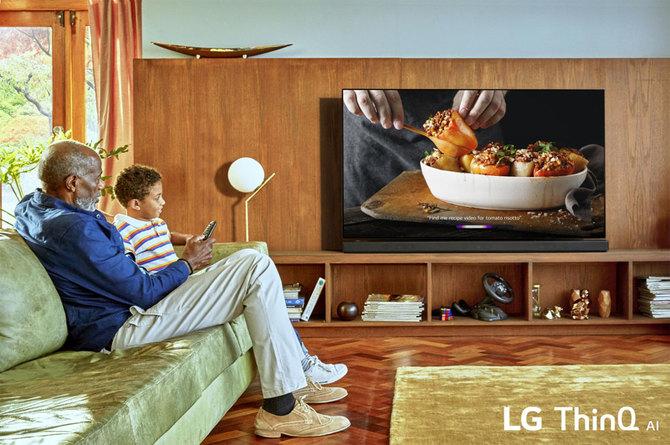 LG C9, E9, W9 oraz Z9 - nowe telewizory OLED 4K/8K z HDMI 2.1 [3]